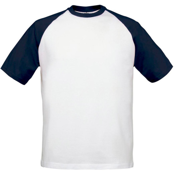 B&C | Base-Ball - Raglan Kontrast T-Shirt