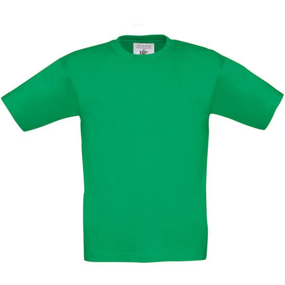 B&C   Exact 190 /kids - Schweres Kinder T-Shirt