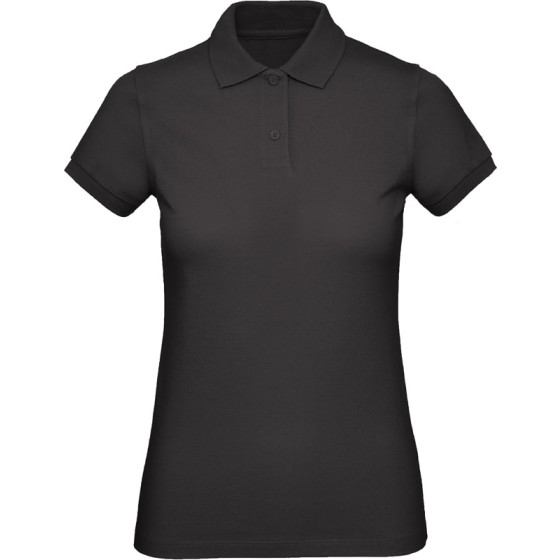 B&C | Inspire Polo /women - Damen Bio Piqué Polo