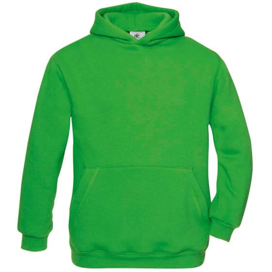 B&C   Hooded /kids - Kinder Kapuzen Sweater