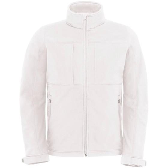 B&C   Hooded Softshell /men - Herren 3-Lagen Kapuzen Softshell Jacke