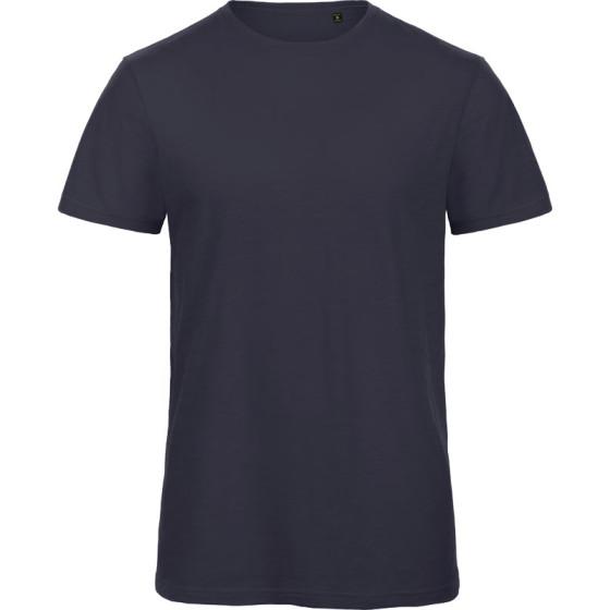 B&C   Inspire Slub T /men - Herren Bio Medium Fit Slub T-Shirt