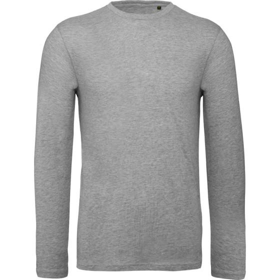 B&C   Inspire LSL T /men - Herren T-Shirt langarm