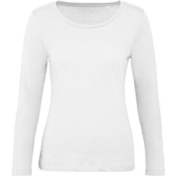 B&C   Inspire LSL T /women - Damen T-Shirt langarm