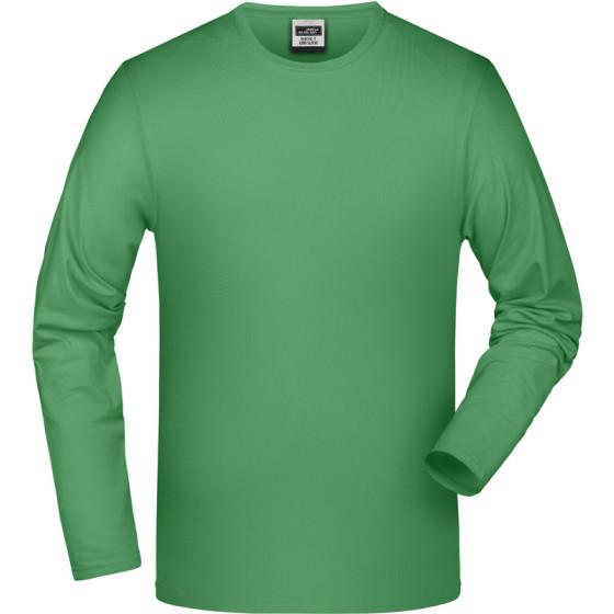 James & Nicholson | JN 56 - Stretch T-Shirt langarm