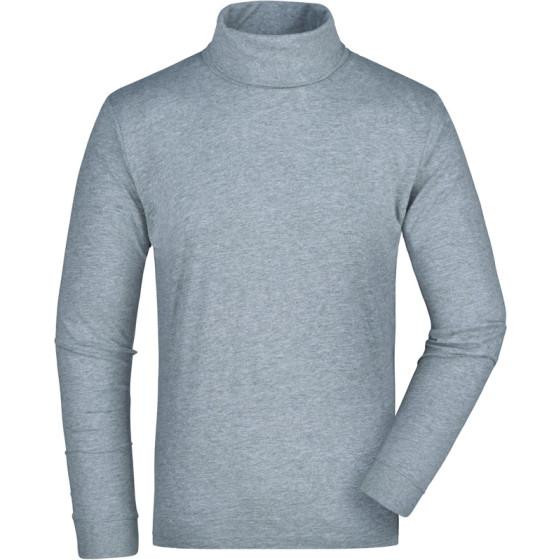 James & Nicholson   JN 183 - Rollkragen Shirt