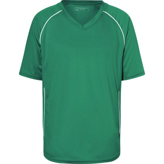 James & Nicholson   JN 386 - Team Shirt