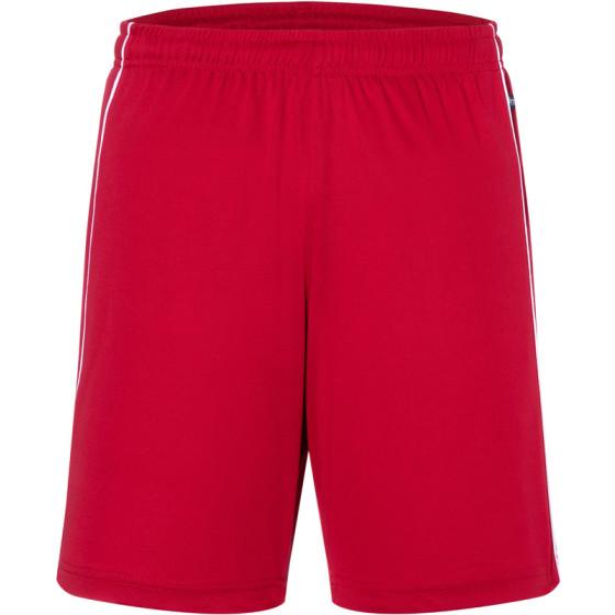 James & Nicholson   JN 387 - Basic Team Shorts