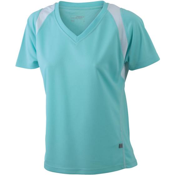 James & Nicholson   JN 396 - Damen Lauf Shirt