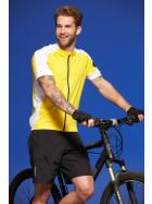 James & Nicholson | JN 454 - Herren Rad Shirt mit Zip