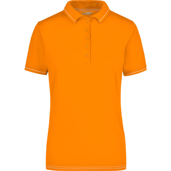 James & Nicholson | JN 568 - Damen Jersey Stretch Polo