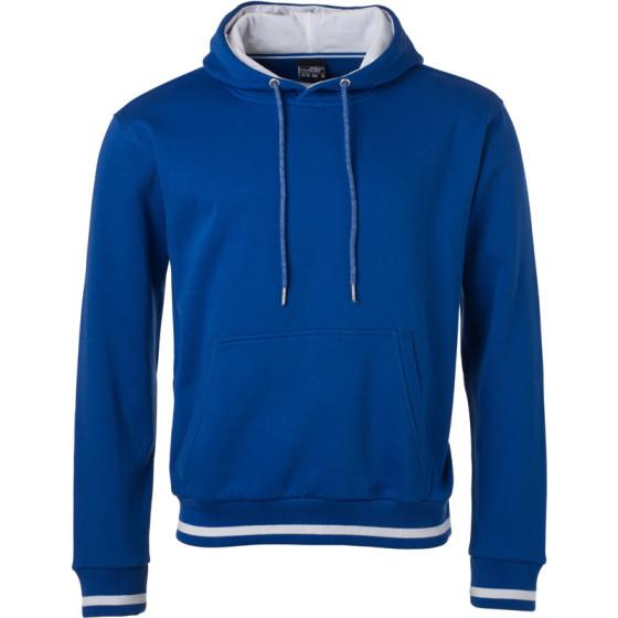 James & Nicholson   JN 778 - Herren Club Kapuzen Sweater