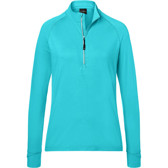 James & Nicholson | JN 787 - Damen Sport Shirt langarm
