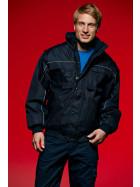 James & Nicholson | JN 810 - Workwear Jacke mit abnehmbaren Ärmeln