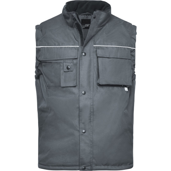 James & Nicholson | JN 813 - Workwear Gilet