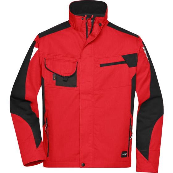 James & Nicholson   JN 821 - Workwear Jacke - Strong