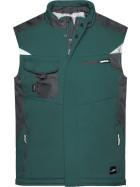 James & Nicholson   JN 825 - Workwear Winter Softshell Gilet - Strong