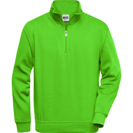 James & Nicholson | JN 831 - Workwear Half Zip Sweater
