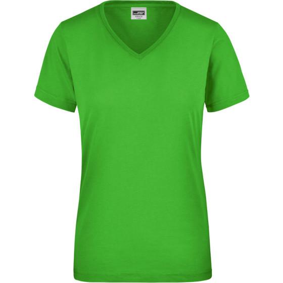 James & Nicholson | JN 837 - Damen Workwear T-Shirt