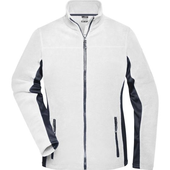 James & Nicholson | JN 841 - Damen Workwear Microfleece Jacke - Strong