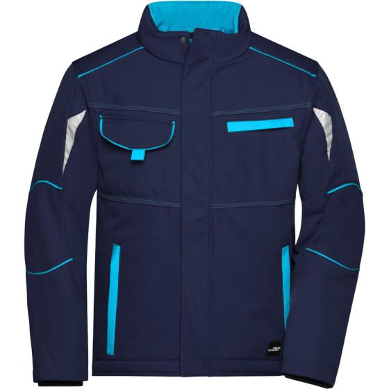 James & Nicholson | JN 853 - Workwear Winter Softshell Jacke - Color