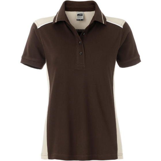 James & Nicholson | JN 857 - Damen Workwear Piqué Polo - Color