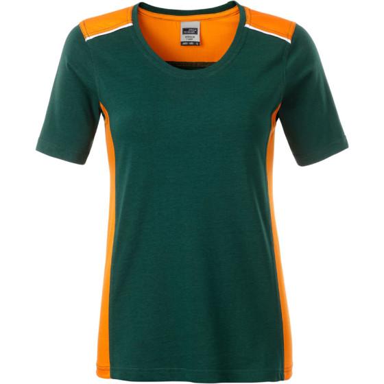 James & Nicholson | JN 859 - Damen Workwear T-Shirt - Color