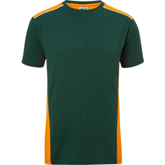 James & Nicholson | JN 860 - Herren Workwear T-Shirt - Color