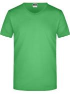 James & Nicholson   JN 912 - Tailliertes Herren V-Ausschnitt T-Shirt