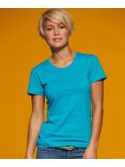 James & Nicholson | JN 971 - Damen Slim Fit T-Shirt