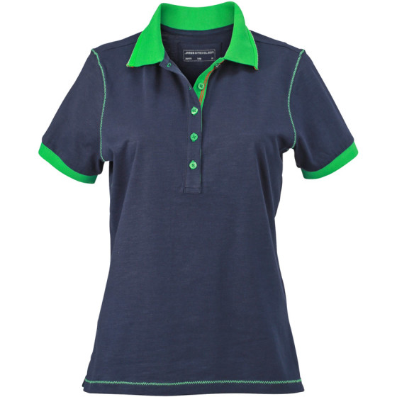 James & Nicholson | JN 979 - Damen Slub Polo Urban