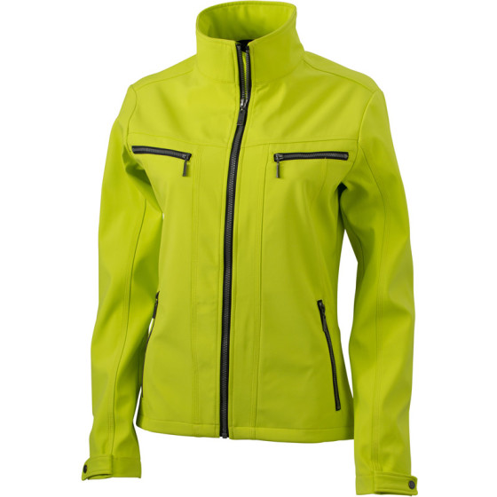 James & Nicholson | JN 1057 - Damen Design Softshell Jacke