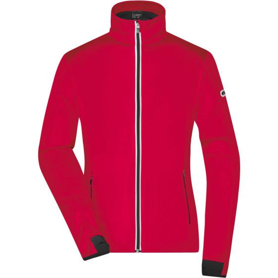James & Nicholson | JN 1125 - Damen 3-Lagen Sport Softshell Jacke