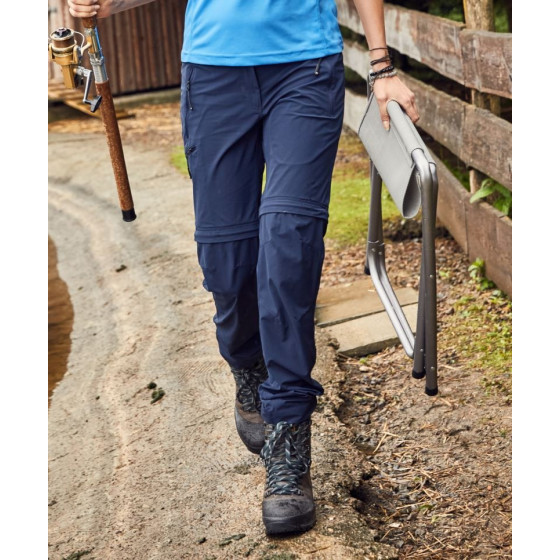 James & Nicholson | JN 1201 - Damen Zip Off Trekking Hose