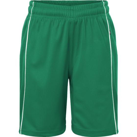 James & Nicholson | JN 387K - Kinder Basic Team Shorts