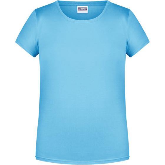 James & Nicholson   JN 8007G - Mädchen Bio T-Shirt