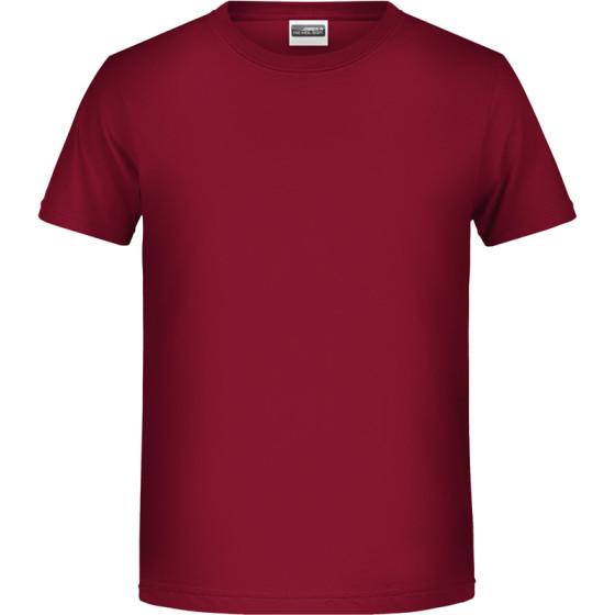 James & Nicholson   JN 8008B - Jungen Bio T-Shirt