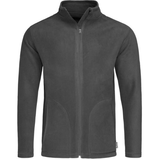 Stedman | Fleece Jacket Men - Herren Fleece Jacke