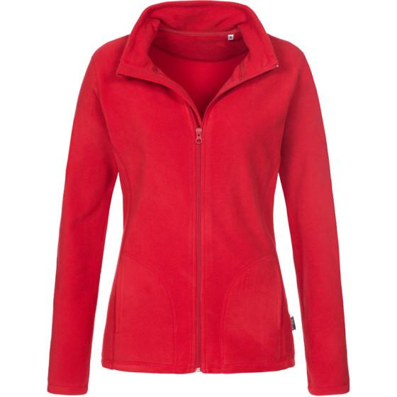 Stedman   Fleece Jacket Women - Damen Fleece Jacke