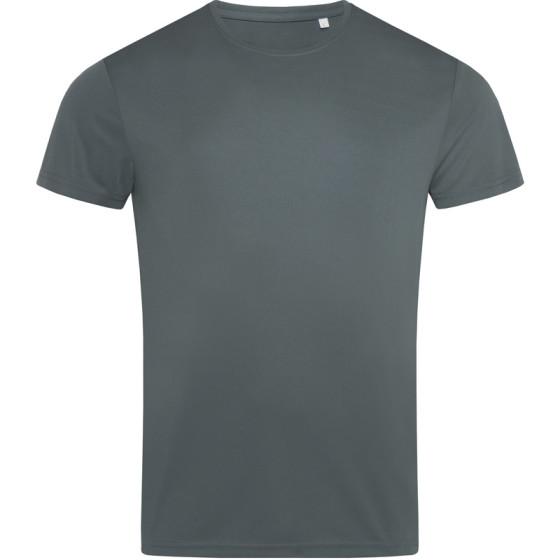 Stedman | Sports-T Men - Herren Interlock Sport T-Shirt