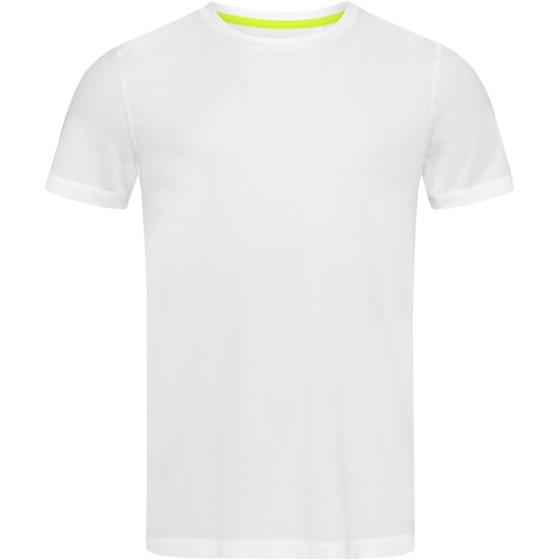 "Stedman | Active 140 Crew Neck - Herren ""Bird eye"" Sport Shirt"