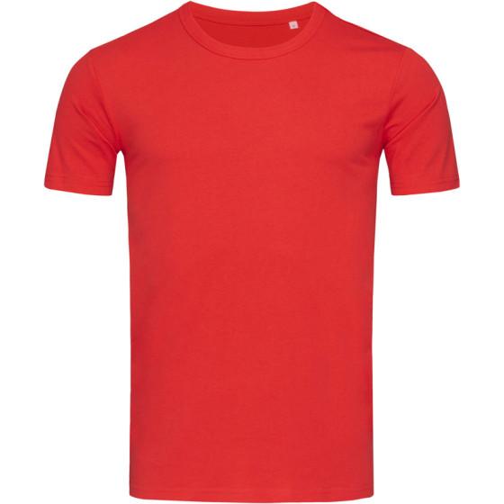 "Stedman | Crew Neck T ""Morgan"" - Herren T-Shirt"