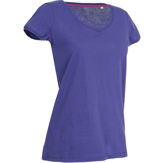 Stedman | V-Neck T Megan - Damen V-Neck T-Shirt