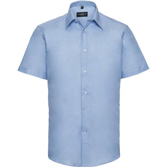 Russell   923M - Oxford Hemd kurzarm