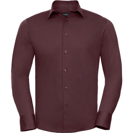 Russell | 946M - Stretch Hemd langarm