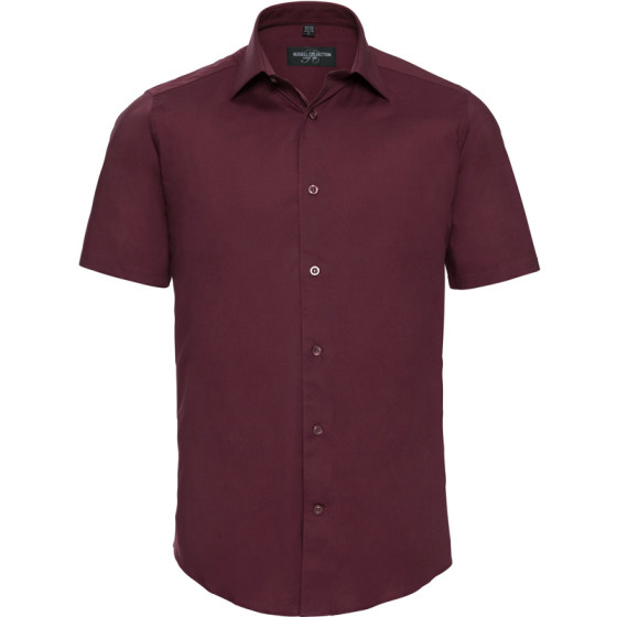 Russell   947M - Stretch Hemd kurzarm