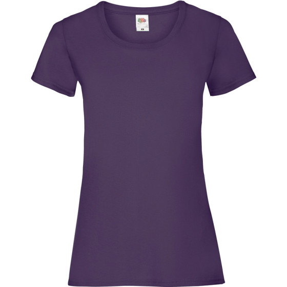 F.O.L. | Lady-Fit Valueweight T - Damen T-Shirt