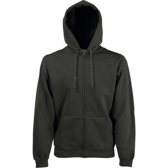 F.O.L. | Premium Hooded Sweat Jacket - Kapuzen Sweatjacke