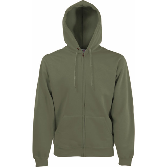 F.O.L. | Classic Hooded Sweat Jacket - Kapuzen Sweatjacke