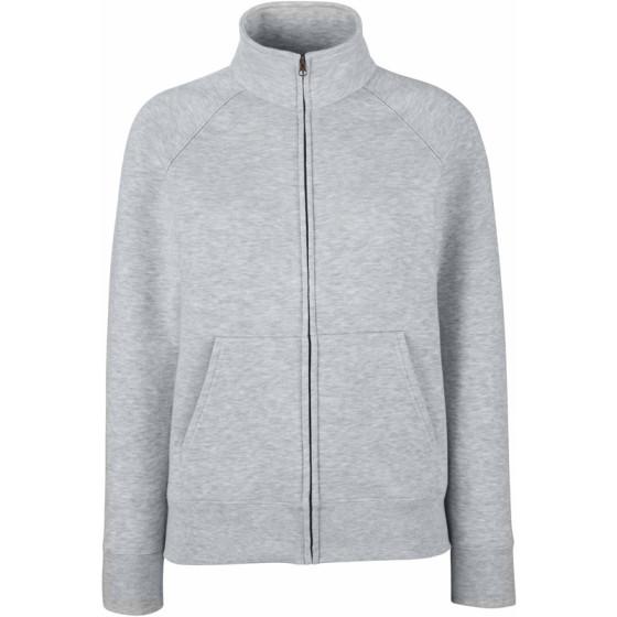 F.O.L. | Premium Lady-Fit Sweat Jacket - Damen Sweatjacke